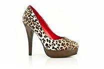 Escarpins léopard